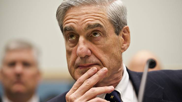 Sonderermittler in der Russland-Affäre, Robert Mueller.