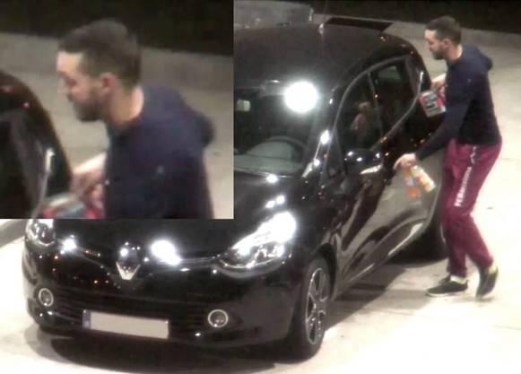 Mohamed Abrini war zwei Tage vor den Anschlägen von Paris zusammen mit Salah Abdeslam in Richtung französische Hauptstadt unterwegs.