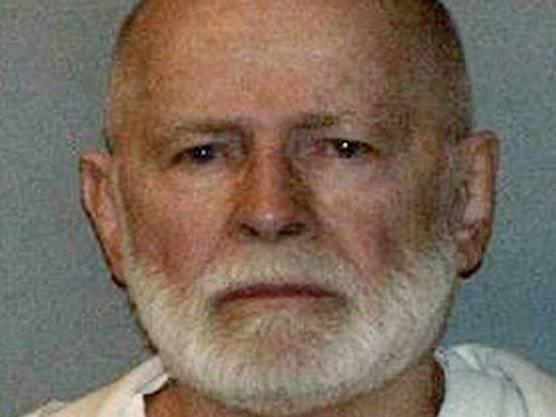 """Gangsterboss James """"Whitney"""" Bulger: So sah er bei seiner Festnahme aus."""