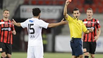 Neuchâtel Xamax - FC Wohlen 05.10.2015