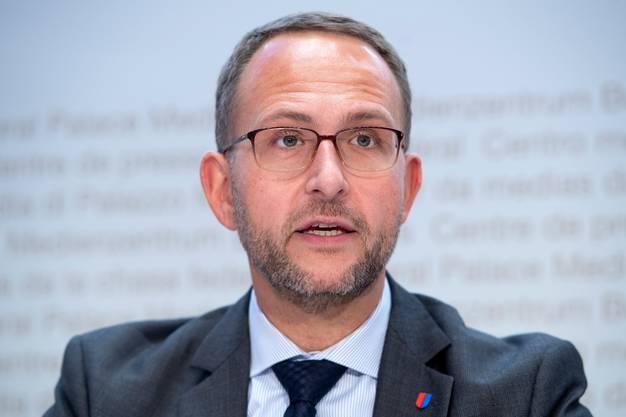 Norman Gobbi, Tessiner Regierungsrat (Lega)