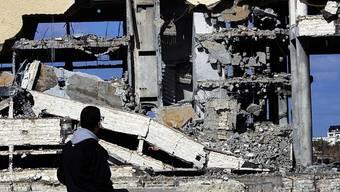 Die Gewalt im Gazastreifen nahm in den letzten Tagen wieder zu