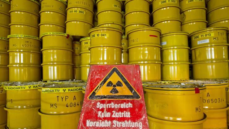 Atommüll aus Schweizer Anlagen: Wohin damit? (Symbolbild)