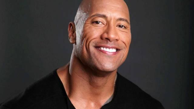 Hat gut lachen: Dwayne Johnson ist Kassenmagnet des Jahres (Archiv)