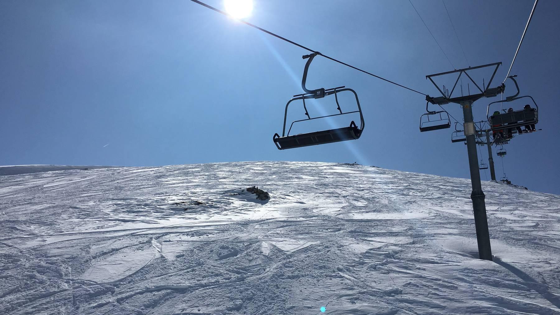 Skigebiete freuen sich über Besucherrekorde