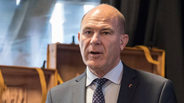 Das Ziel ist gemäss Anton Lauber ein jährlicher Überschuss in der Erfolgsrechnung von mindestens 60 Millionen Franken.
