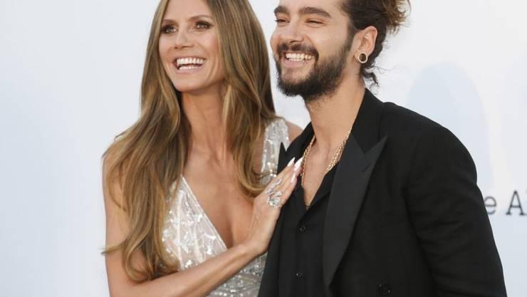 Im Rahmen des Filmfestivals von Cannes haben sich Heidi Klum und Tom Kaulitz erstmals so richtig als Paar inszeniert. Und schon wird über die 16 Jahre Altersunterschied getratscht.