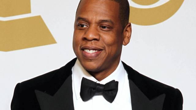 Hat gut lachen: Rapper Jay-Z gehört zu den 100 wichtigsten Persönlichkeiten der Welt (Archivbild)
