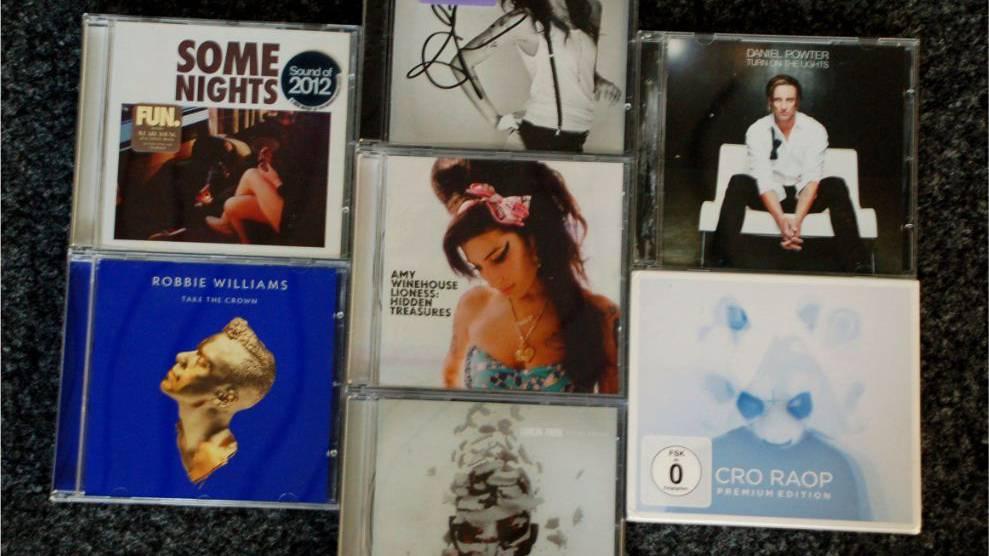 Best of Album der Woche 2012
