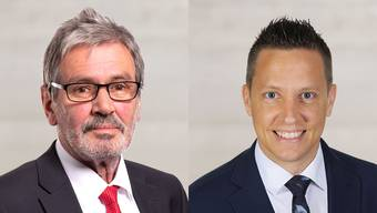 Roberto Zanetti und Christian Imark