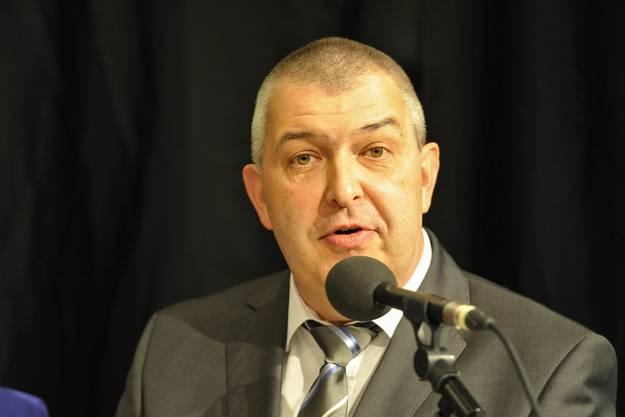 Kandidat Matthias Imhof.