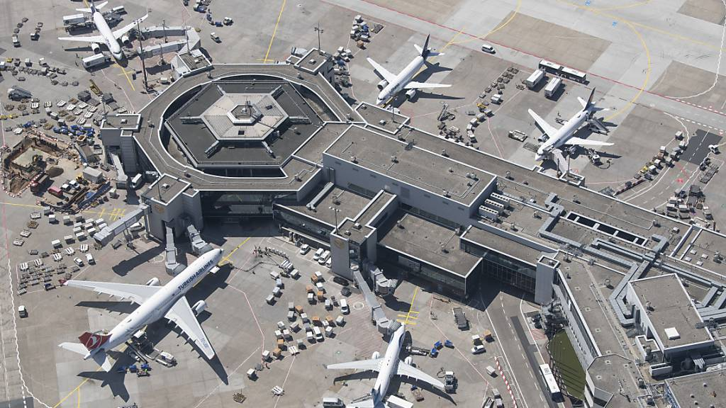 Passagierrekord am Frankfurter Flughafen