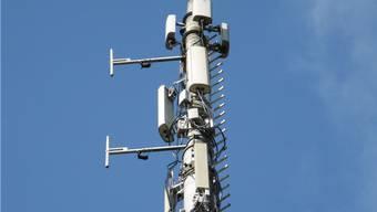 Fulenbach erhält eine neue Mobilfunkanlage. (Symbolbild)