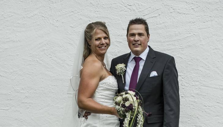 Die Hochzeit von  Cristina und Florian Baumann