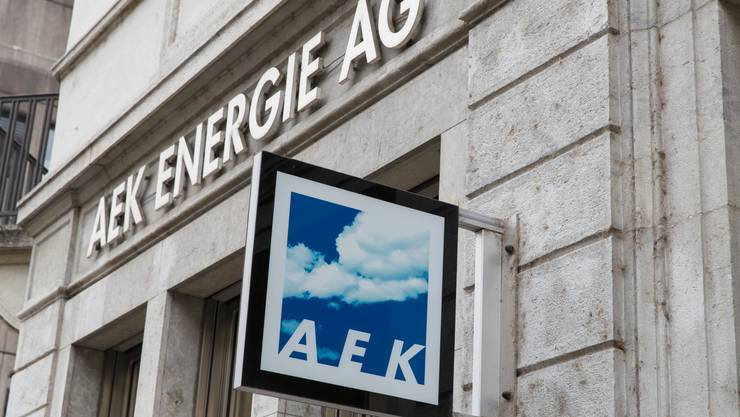 Der Alpiq-Anteil an der AEK Enegie AG ist verkauft.