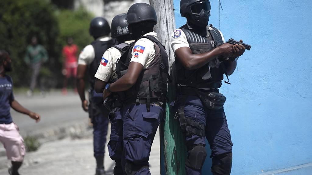 Festnahmen nach Präsidentenmord in Haiti – Bericht: US-Bürger dabei