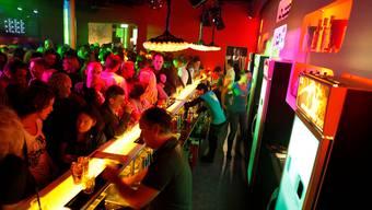 Das «Kofmehl» darf nur bis um 3 Uhr offen sein. Danach wird es in Solothurn ruhiger: Seit das «Eleven» (Bild) und das «Am Quai» verschwunden sind, gibt es nach 2 Uhr immer weniger Partys. Jetzt ist auch noch im «Solheure» das (zumindest vorläufige) Ende für die ab und an organisierten Feten gekommen.