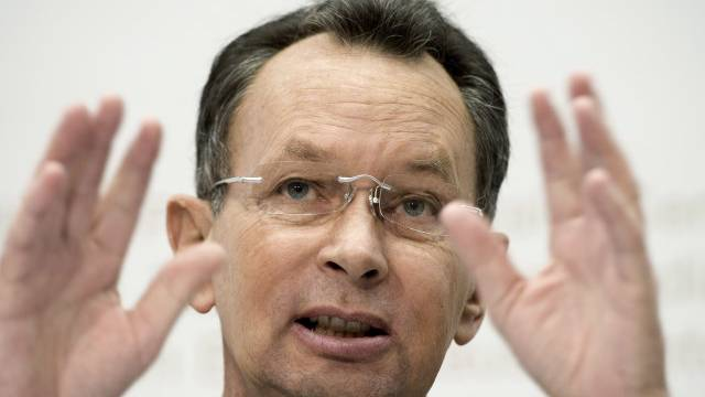 Unter Beschuss: FDP-Chef Müller. Foto: Keystone