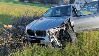 Unfall Othmarsingen: Hoher Sachschaden