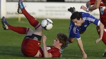 FC Grenchen gegen FC Baden 0:0