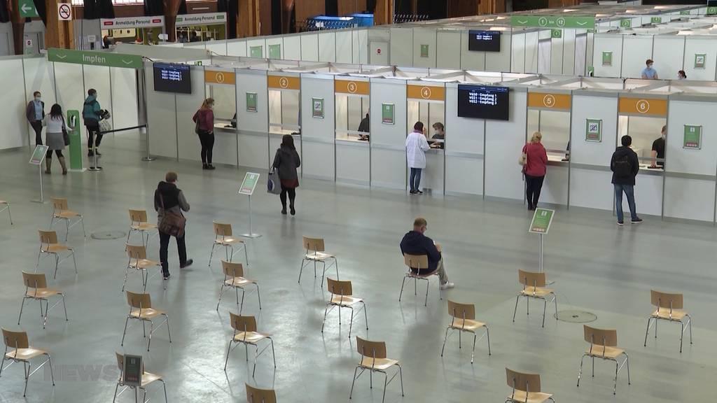 Kanton Bern zündet Impfturbo