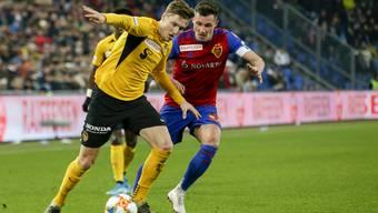 Zwei ehemalige Jugendspieler im Direktduell: Taulant Xhaka und Michel Aebischer stammen beide aus dem eigenen Nachwuchs