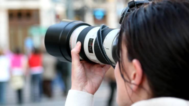 Gestern Mittwoch veröffentlichte der Bundesrat einen Gesetzesentwurf, der vorsieht, dass in der Schweiz alle Fotos als urheberrechtlich geschützte Werke gelten sollen. (Symbolbild)