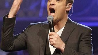 Robbie Williams will jetzt in Kalifornien leben (Archiv)