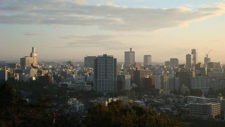 Sendai Downtown