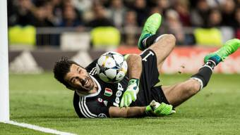 Juve-Keeper Gigi Buffon sagt Arrivederci!