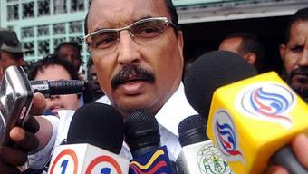 Wahlsieger in Mauretanien: Aziz (Archiv)