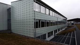 Die Kreisschule Gäu in Neuendorf.