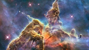 Experten schwärem von der neuen Aufnahme, gemacht vom Weltraumteleskop «Hubble».