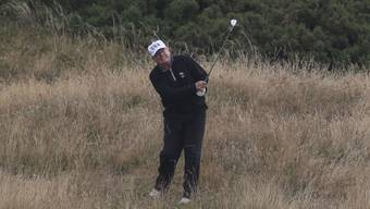 US-Präsident Donald Trump hält sich vor allem mit Golfspielen fit. (Archivbild)