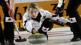 Für Aarau mit Skip Silvana Tirinzoni war im Halbfinal Endstation