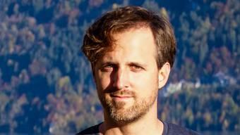 Marc Griesshammer, neuer Leiter des Stadtmuseums Aarau.