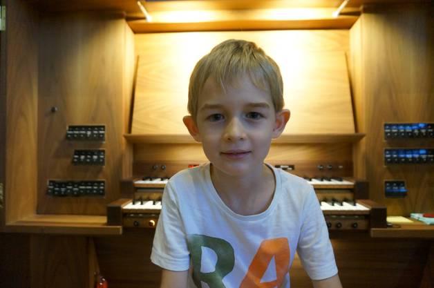 «Die Orgel begleitet unseren Kinderchor der reformierten Kirche Schlieren. Ich wusste nicht, dass die Orgel 2600 Pfeiffen hat. Das ist beeindruckend.»