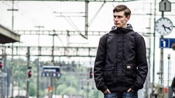 Pascal Werner wurde von der Polizei am Bahnhof Aarau festgenommen. Der Einsatzleiter argumentierte: «Du warst zur falschen Zeit am falschen Ort.»