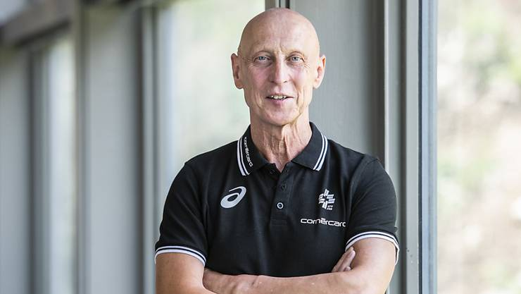 Cheftrainer Bernhard Fluck muss den Schweizerischen Turnverband Ende Jahr verlassen.