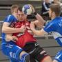 Die Handball-Meisterschaft in der Schweiz wird abgebrochen
