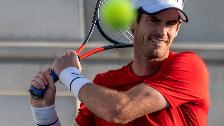 Andy Murray will in Mallorca seine Form aufbauen