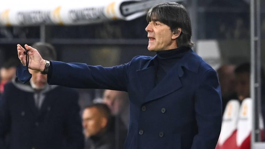 Joachim Löw bleibt trotz zuletzt vielen Kritiken deutscher Bundestrainer