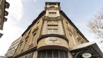 Seit 170 Jahren gibt es das Café Himmel in Baden. Doch die Tage sind gezählt – der Konkurs wurde angemeldet.