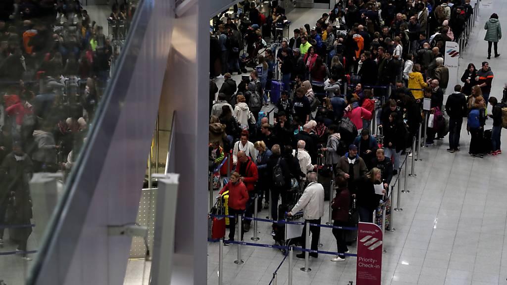 Deutsche Gewerkschaft UFO legt nach Lufthansa-Streik Pause ein