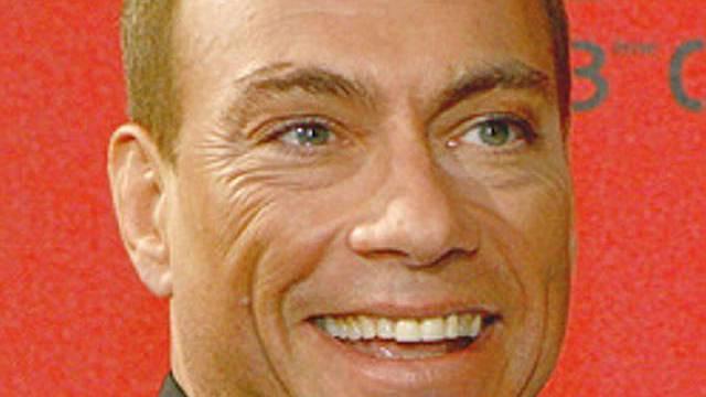 Der Kampfring reizt immer noch: Jean-Claude Van Damme (Archiv)