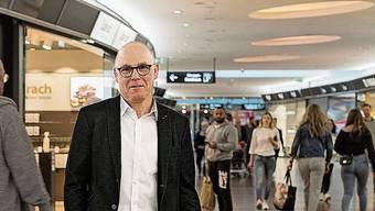«Kein einziges Geschäft im Spreitenbacher Einkaufszentrum musste wegen Corona schliessen», sagt Patrick Stäuble.