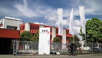 An ihrem Standort im Kleindöttinger Industriequartier wirtschaftete die ZKD Büromöbel AG jahrelang erfolgreich.