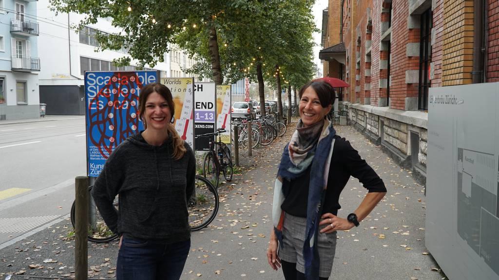 Glücksorte in Zürich - Ein Stadtführer der glücklich macht