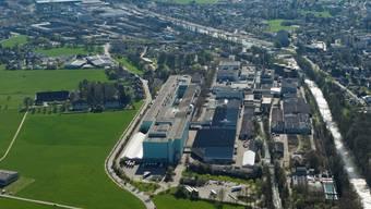 Teure Schliessung der Papierfabrik Biberist: Unklar ist, was in den von Sappi auf 100 Mio. Fr. geschätzten Kosten inbegriffen ist. (Simon Dietiker)