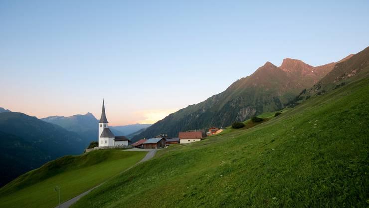 Das Safiental gilt innerhalb der Schweiz als Geheimtipp.